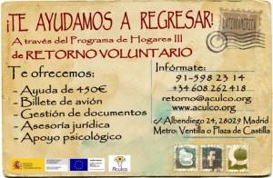 Anuncio Hogares III Retorno 27oct15 postal