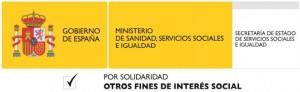 logo sanidad servss igualdad irpf 2014